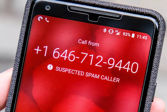 وفقا لتقريرTruecaller نمت مكالمات البريد المزعج 300 في المئة