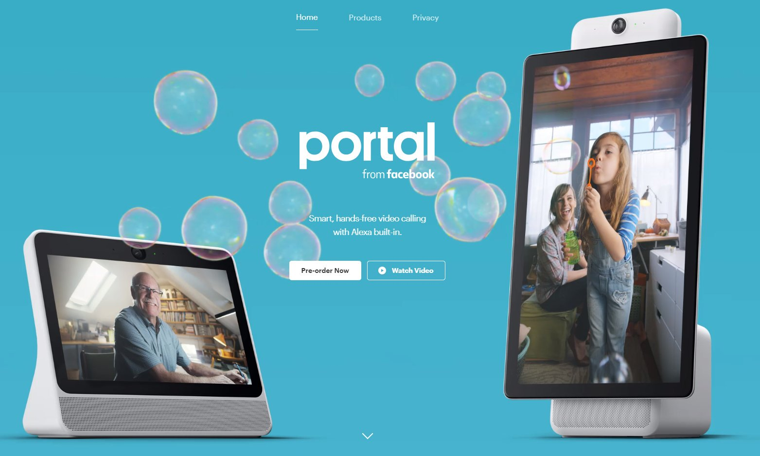The design of the new portal largely sounds like a digital photo frame. Portal has a 10-inch HD display while Portal Mini will get an 8-inch HD display.