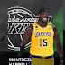 Montrezl Harrell Full Body Portrait Lakers By Lebron xu [FOR 2K21]