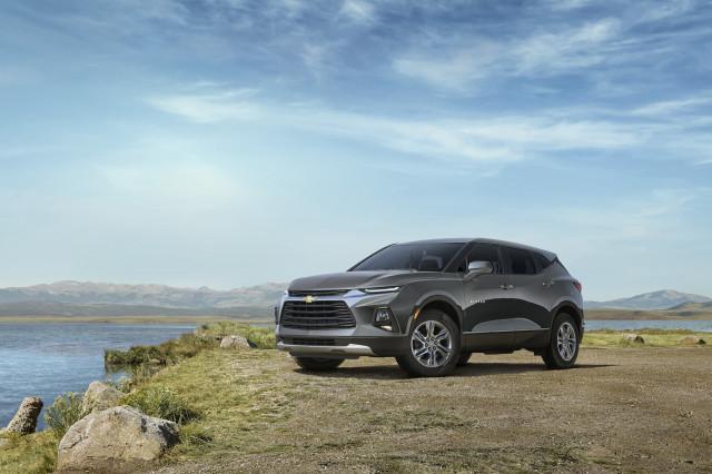 2022 Chevrolet Blazer Review