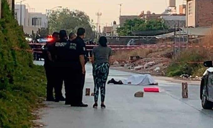 Sicarios asesinaron a oficial de Policía de San Luis Potosí