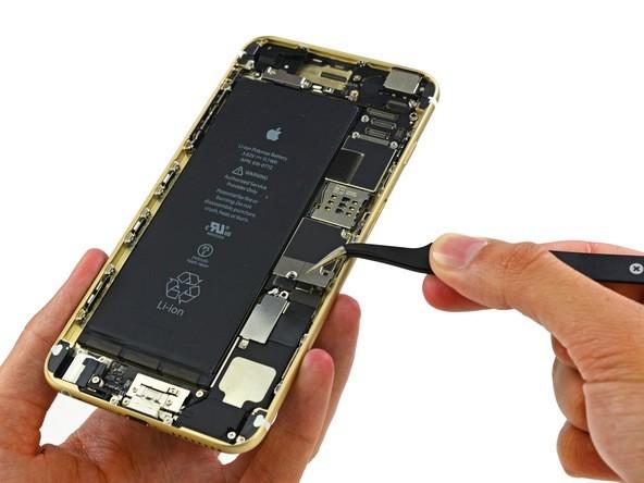 Nên thay pin khi iPhone 6s Plus bị chai, hỏng pin