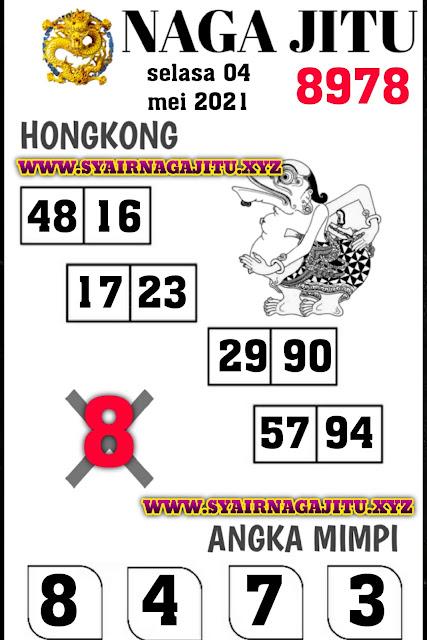 hongkong selasa