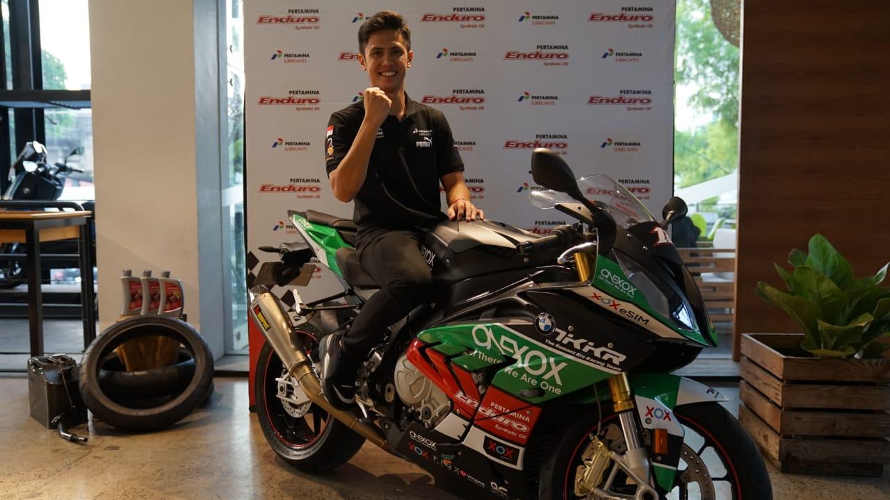 Otonymous  Ali Adrian Didukung Penuh Pertamina Enduro di Kejuaraan Dunia Superbike 1000cc