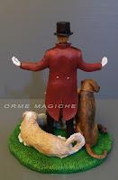 statuette personalizzate milano cake topper uomo frac cani orme magiche