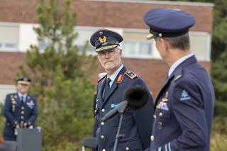 EATC Eindhoven change command