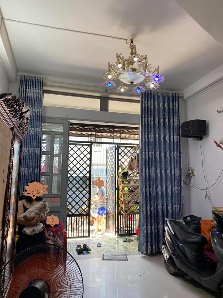 Bán nhà quận Bình Tân dưới 3 tỷ, hẻm 64 Liên Khu 1-6 phường Bình Trị Đông A. DT 4x11m