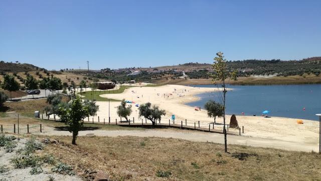Praia Fluvial da Amieira