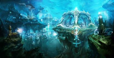 """New Atlantis """"Atlandida E În Marea Neagră. Insula Șerpilor, O Rămășiță"""""""