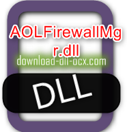 AOLFirewallMgr.dll download for windows 7, 10, 8.1, xp, vista, 32bit