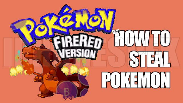 How to Steal Trainers Pokemon Fire Red GBA4IOS iOS 9 - 9 3 2