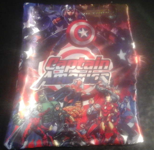 Almohada de Capitan america y mas Super Heroes