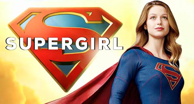 supergirl konusu