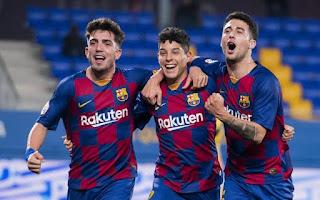 Barcelona President Bartomeu to watch Barca B playoff final versus Sabadell