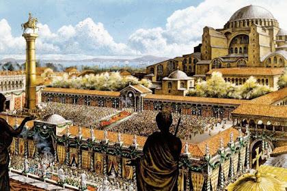 Sejarah Kerajaan Bizantinum Yang Melegenda Penguasa Konstantinopel