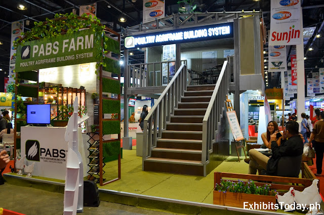 PABS Farm Exhibit Booth