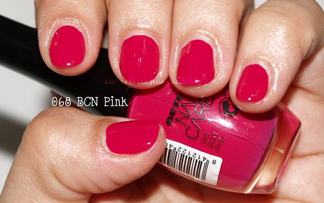 esmaltes 7 free beter bcn pink