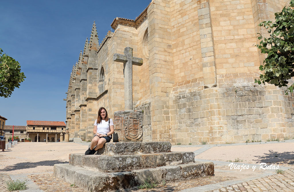Colegiata de San Martín de Tours, Bonilla de la Sierra