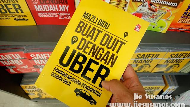 Satu Buku Hartanah, Satu Lagi Buku Uber Malaysia