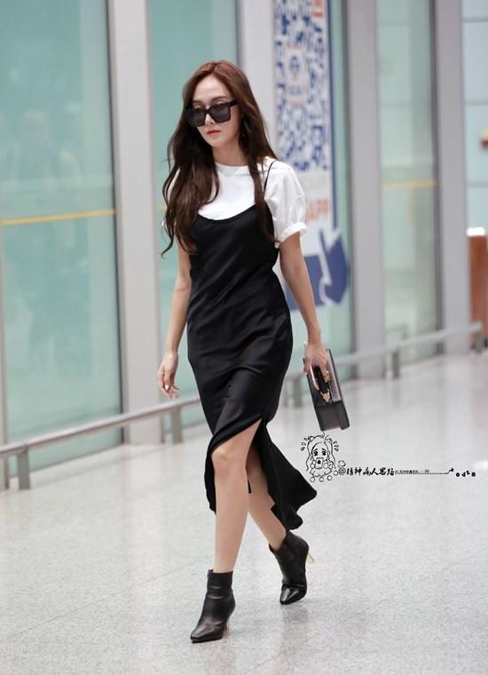 Jessica Airport Fashion 2017 Official Korean Fashion