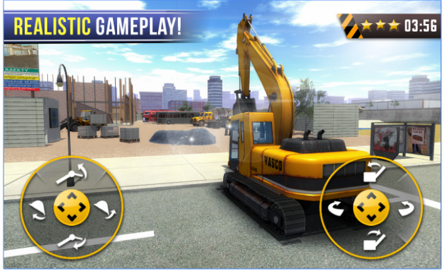 City Builder Bus Station Apk