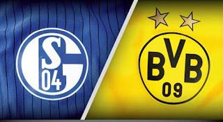 Боруссия Дортмунд - Шальке 04 смотреть онлайн бесплатно 26 октября 2019 прямая трансляция в 16:30 МСК.