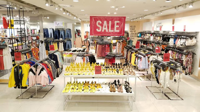 Forever 21 Clothing  Sale