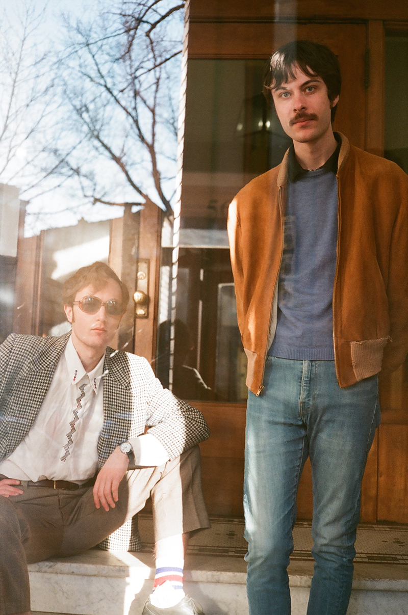 """Gold Star Gold Star and the AM Radio aesthetic of """"Sun Staying Down"""" is an entrancing spin"""
