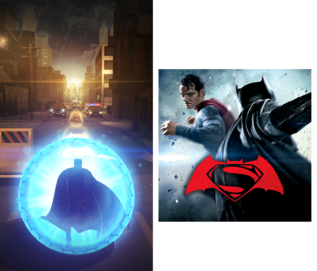 Batman v Superman Android Games Apk