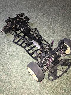 Schumacher SST 99 Pro chassis
