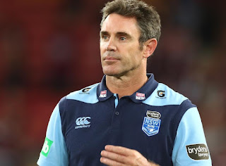 Picture of Marie Liarris' husband Brad Fittler