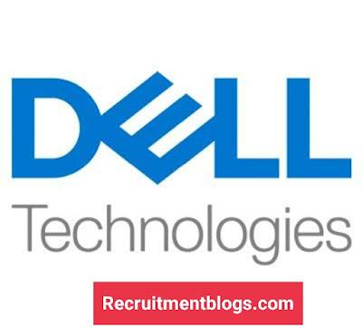 Talent Acquisition Intern- 3 months Internship At DELL Technologies