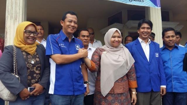 DiMuaro Jambi, Selain PAN dan PKB, Masnah-BBS juga didukung Partai Ini