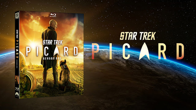 Star Trek: Picard Blu-ray