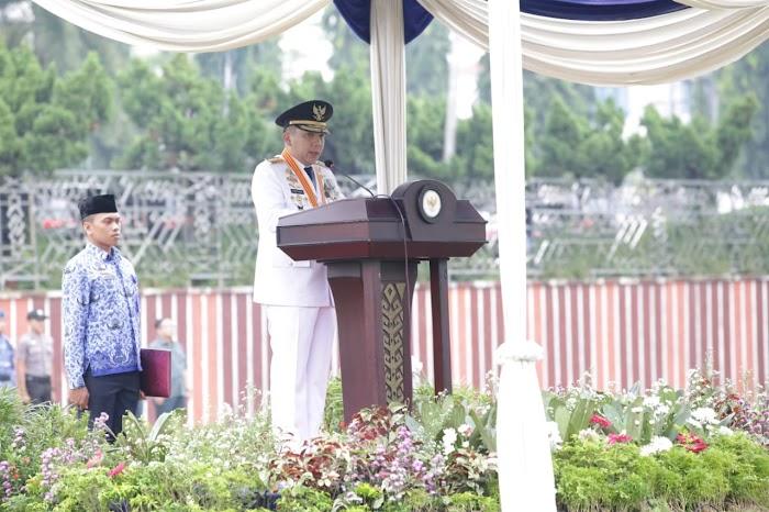 Gubernur Ridho Ajak Semua Pihak Rajut Persaudaraan dan Persatuan dalam Momentum Harkitnas 2019