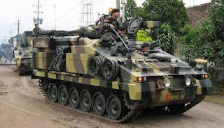 Stormer TNI AD