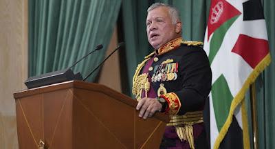 ملك الأردن يوجه بتحديث المنظومة السياسية في بلاده