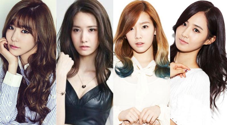girls generation miembros