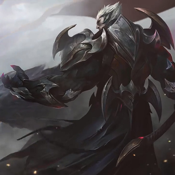 God-King Darius Wallpaper Engine