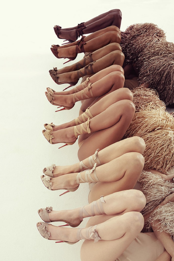 Christian Louboutin Nudes Collection 2017