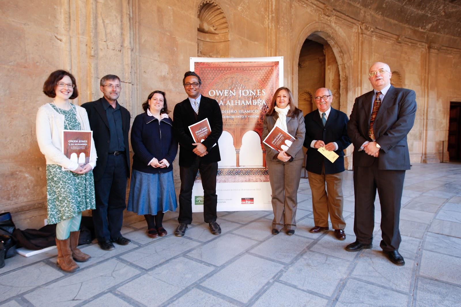 Hoy: Owen Jones a debate en el Palacio de Carlos V de la Alhambra