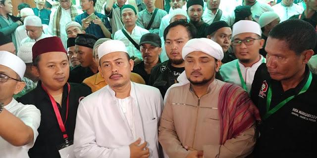 Sindir Prabowo, PA 212: Kami Tak Mendukung Rekonsiliasi Kemunkaran
