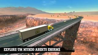 Truck Simulation 19 Apk Mod Versão Full Unlocked