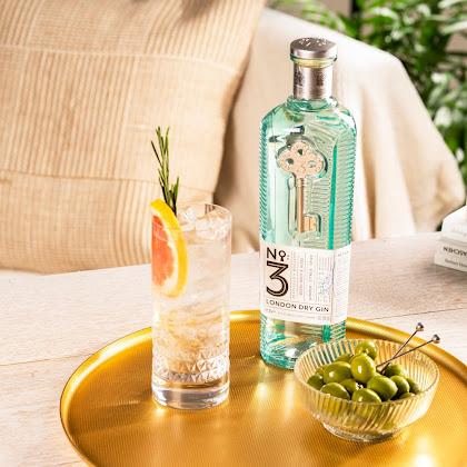 Gin No.3 - A arte da perfeição.