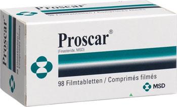 سعر ودواعي استعمال حبوب بروسكار Proscar لتضخم البروستاتا