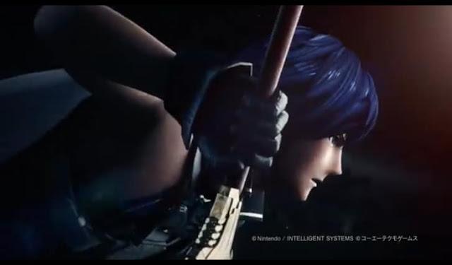 First Screenshot from Fire Emblem Warriors Opening Movie