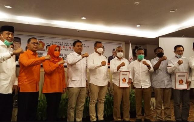 Menteri Kelautan dan Perikanan Edhy Prabowo terkonfirmasi terpapar Covid-19