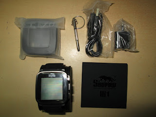 Outdoor Watch GSM Phone Snopow W1 Waterproof