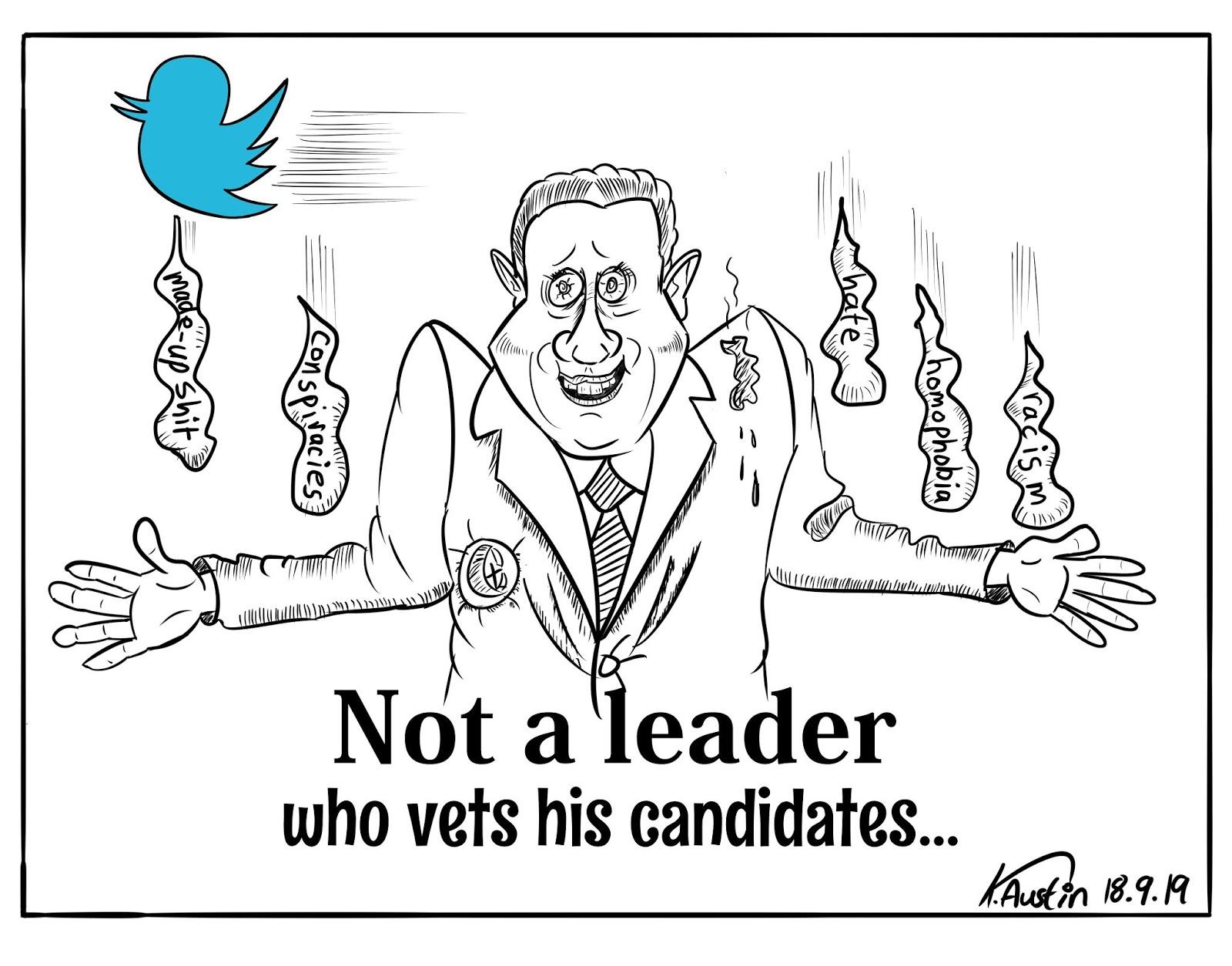 Freak's Own: Not a Leader