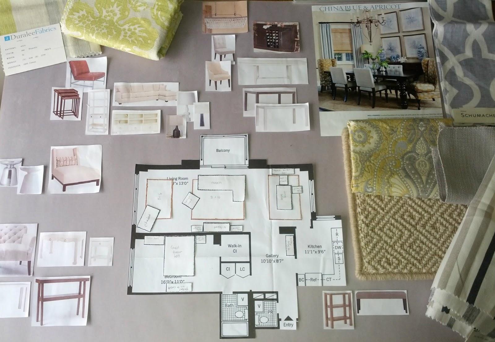 Design Your Dreams: Creating an Interior Design Board